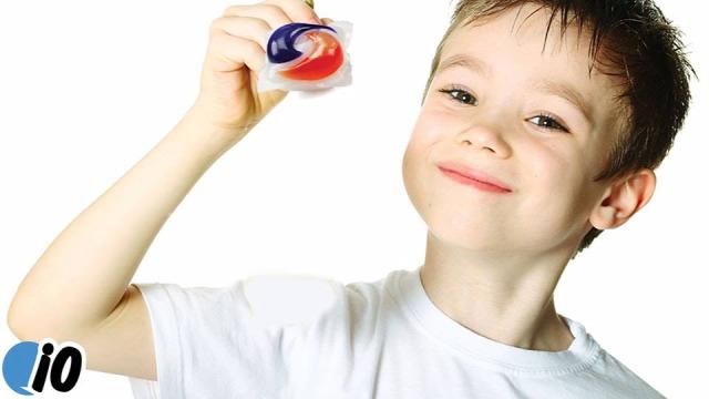 mosószer mosószerpárnácska mosószerpárna gyerek baleset szemsérülés telefonszám