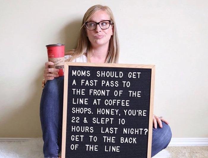 alvás nem alszik a gyerek kávé kávézó bbc