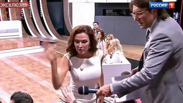 down down szindróma tévéshow oroszország evelina blendans orosz