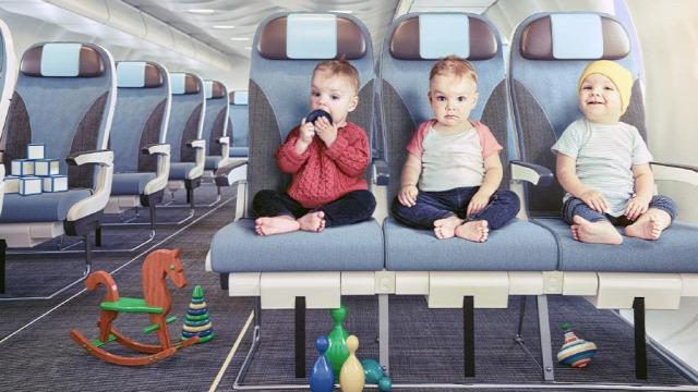 repülés gyerek füldugulás repülőgép légnyomásváltozás