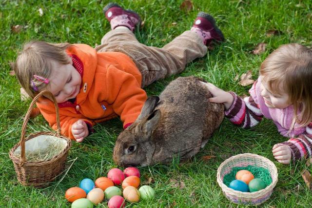 húsvéti nyuszi mítosz mese