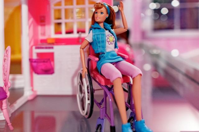 barbie becky mattel fogyatékosság fogyatékkal élők