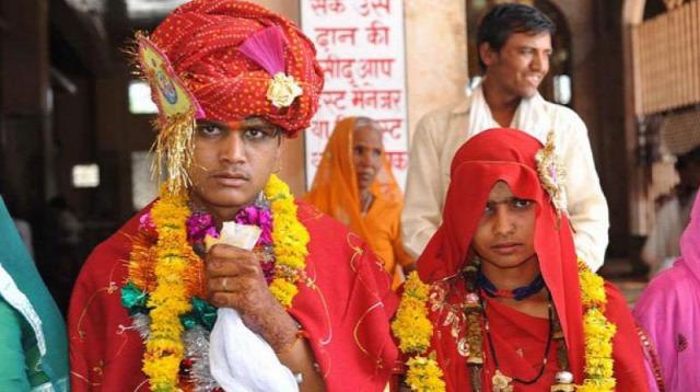 gyermekházasság kényszerházasság