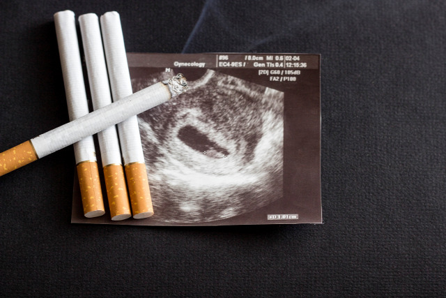 dohányzás terhesség várandósság
