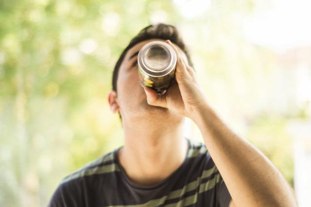 energiaital kamaszok koffein cukor elhízás adhd