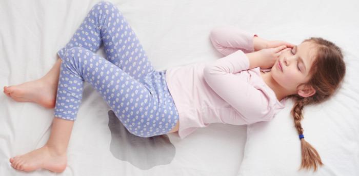 ágyba pisilés bepisilés