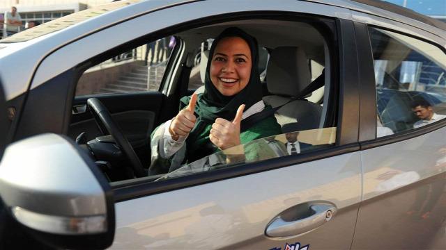szaúd-arábia nők jogosítvány autóvezetés