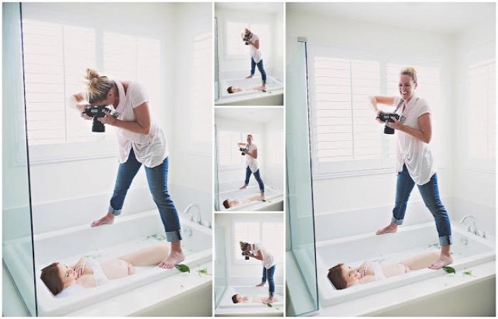 terhesfotók várandósfotók tejfürdő tejben fürdeni kleopátra