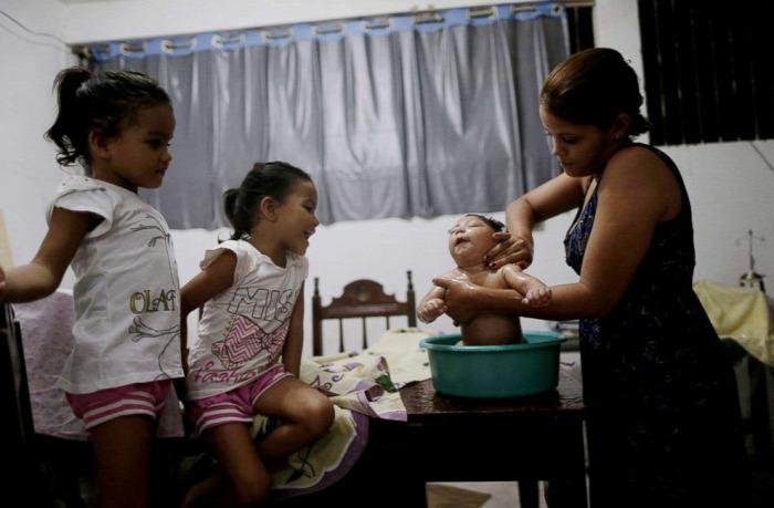 terhesség zikavírus
