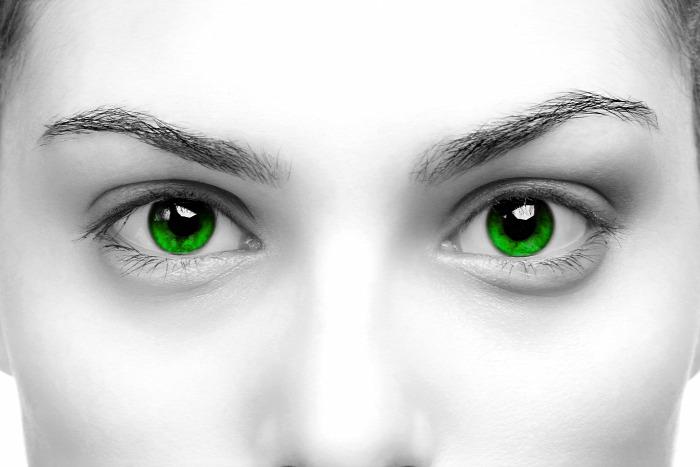 kvíz teszt szem