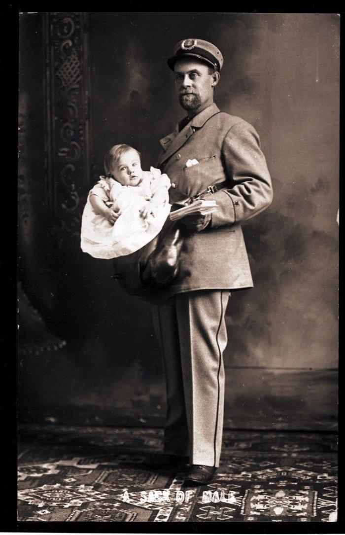 történelem posta bébiposta