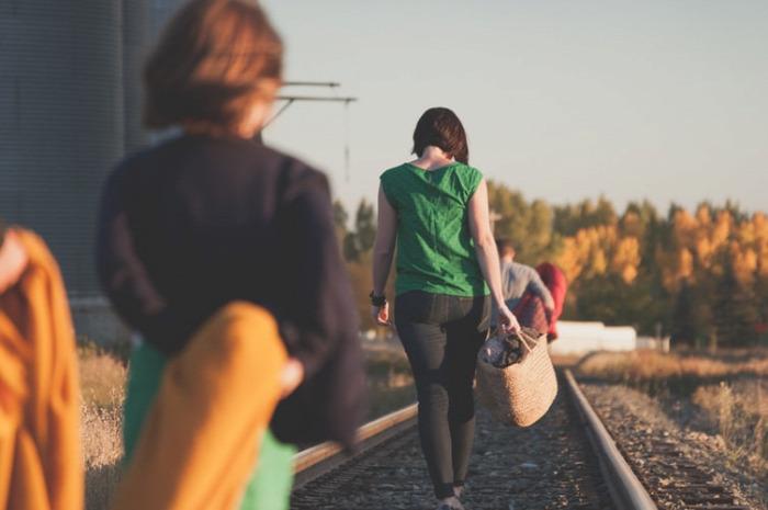 vasút baleset sínek