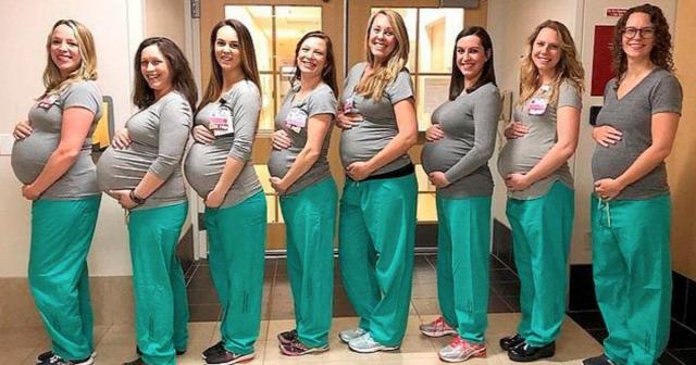 terhesség várandósság