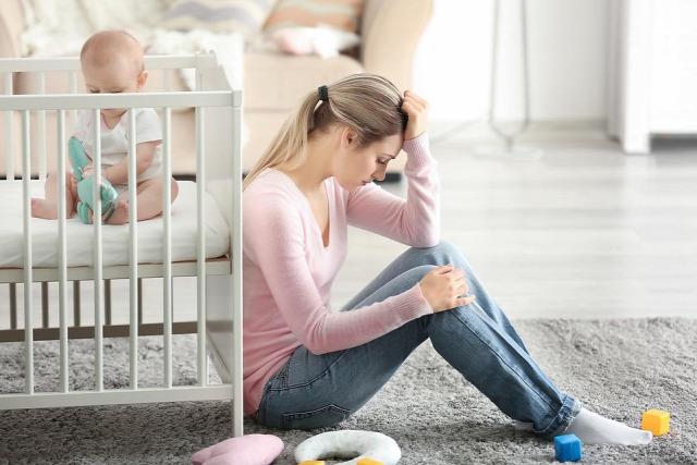 szoptatás depresszió szülés utáni depresszió