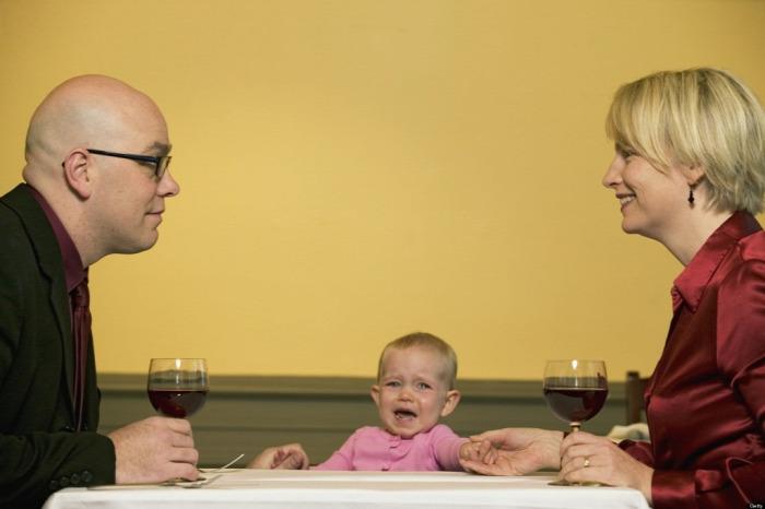 étterem gyerek