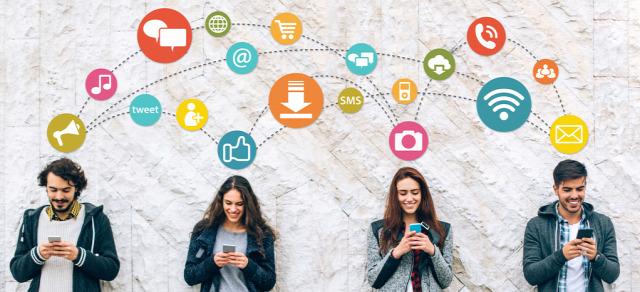 közösségi média szociális média függőség addikció