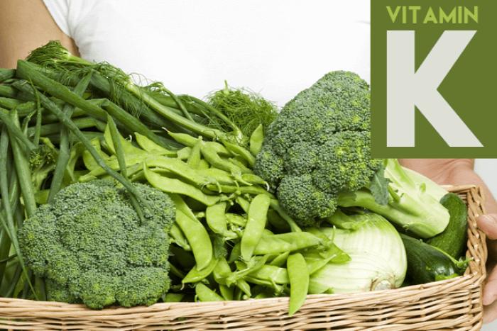 k vitamin vitaminok táplálkozás