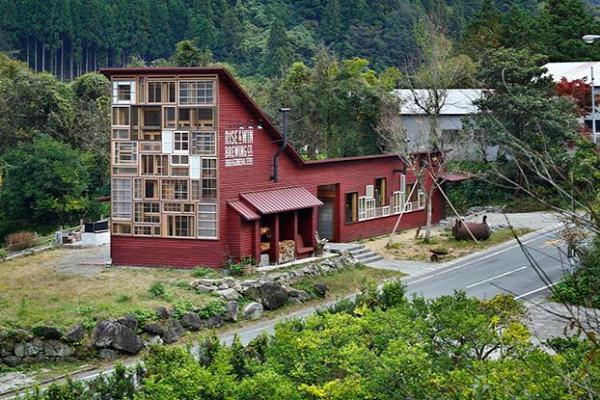 újrahasznosítás fenntarthatóság építészet