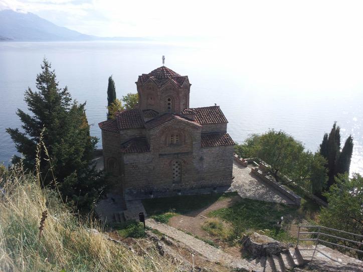 ohrid ohridi-tó UNESCO világörökség Wizz Air turizmus
