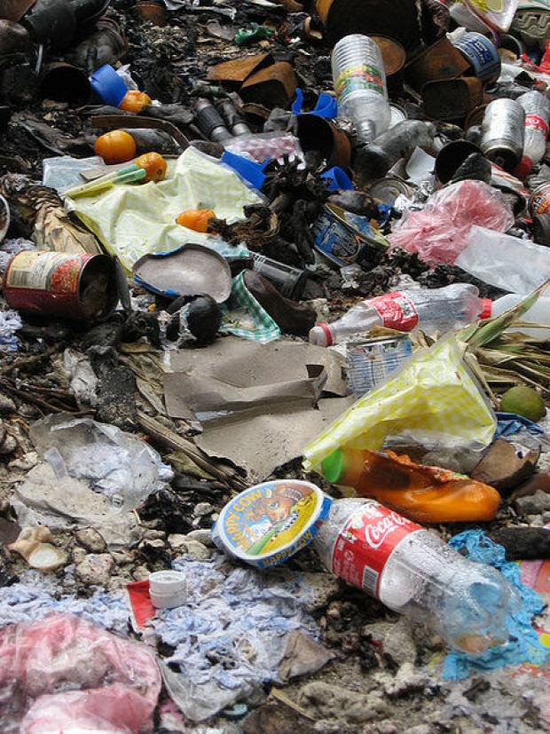 újrahasznosítás fenntartható építészet PET-palack fenntarthatóság építészet