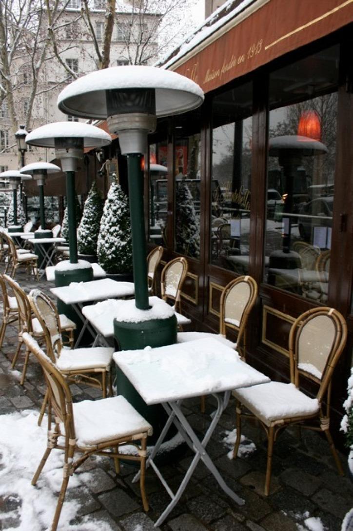 Párizs hőgomba légszennyezés városi életmód