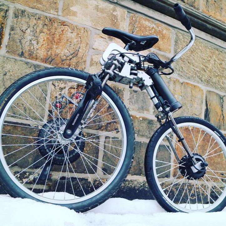 városi közlekedés kerékpár Bellcycle környezetvédelem