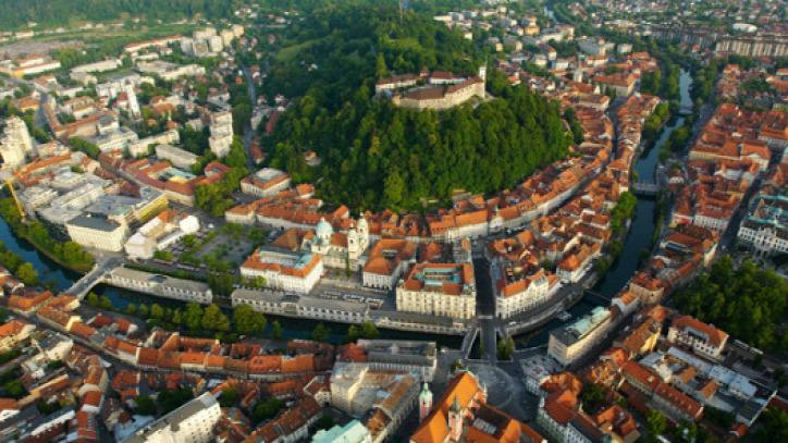 green capital zöld főváros Európa Zöld fővárosa Ljubljana