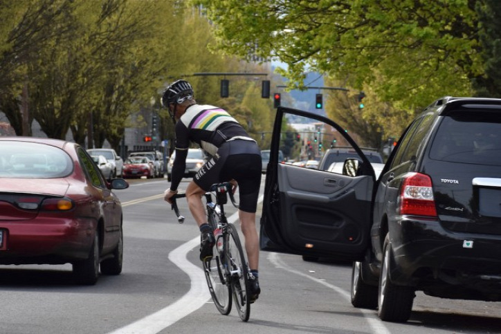 Hollandia Dutch Reach közúti kerékpározás