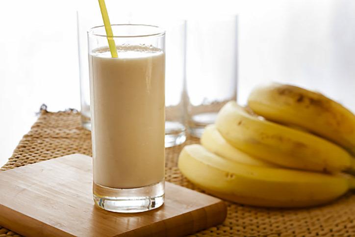 banán muffin zabkeksz vegán süti turmix