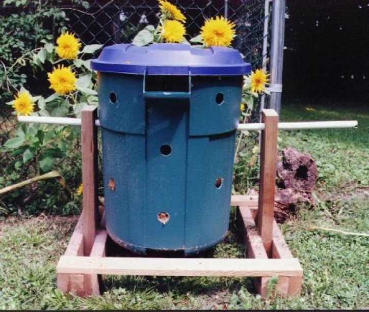komposztálás kerti trágya kutyaürülék