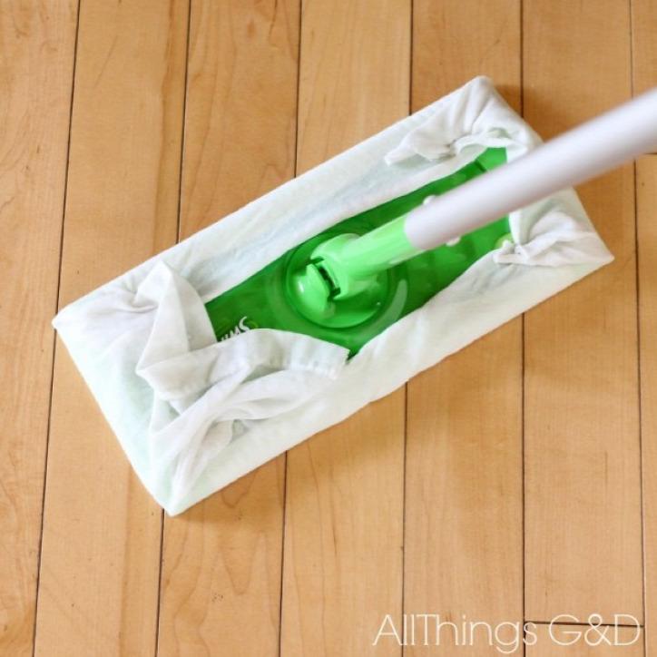 újrahasznosítás póló otthon