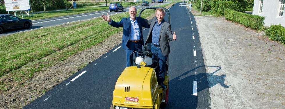 újrahasznosítás kerékpár Hollandia