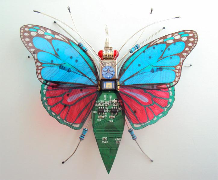 újrahasznosítás művészet upcycling természet hulladék
