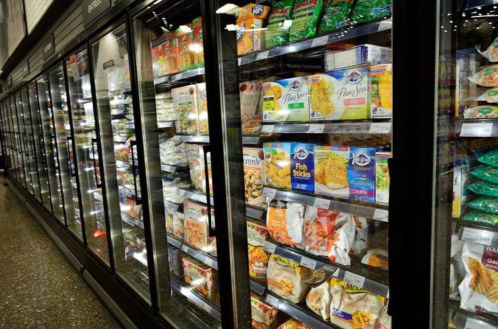 hűtőszekrény élelmiszerpazarlás ökolábnyom
