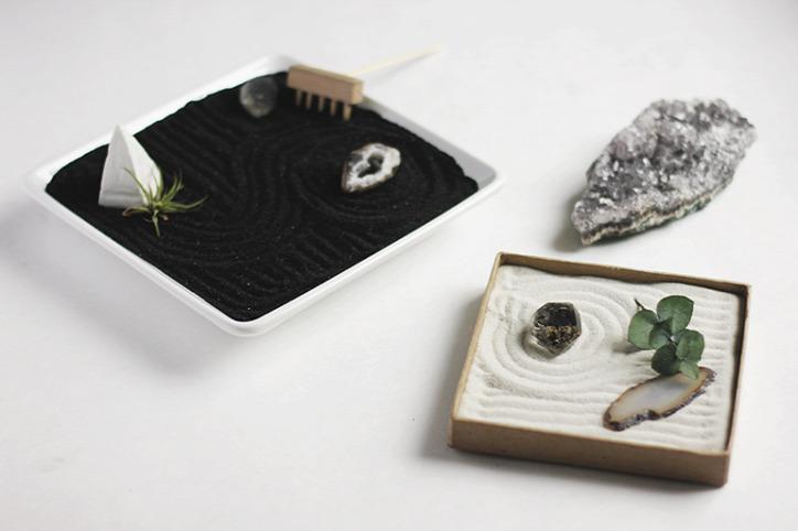 zen kert sziklakert japán kert mini kert