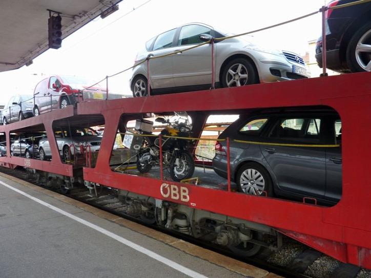fenntarthatóság közlekedés autósvonat Motorail Autotrain