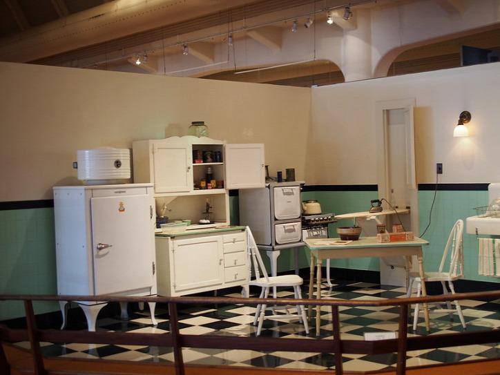 amerikai konyha zárt konyha zajszennyezés otthon energiatakarékosság
