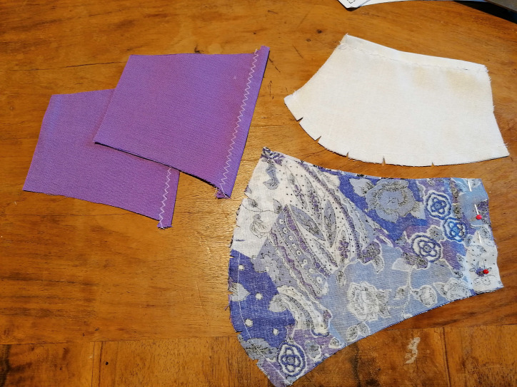 koronavírus mosható textilmaszk