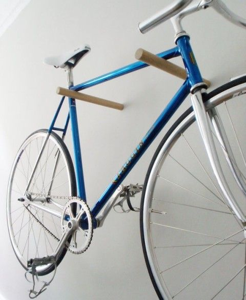 Hol tárold a biciklit otthon?