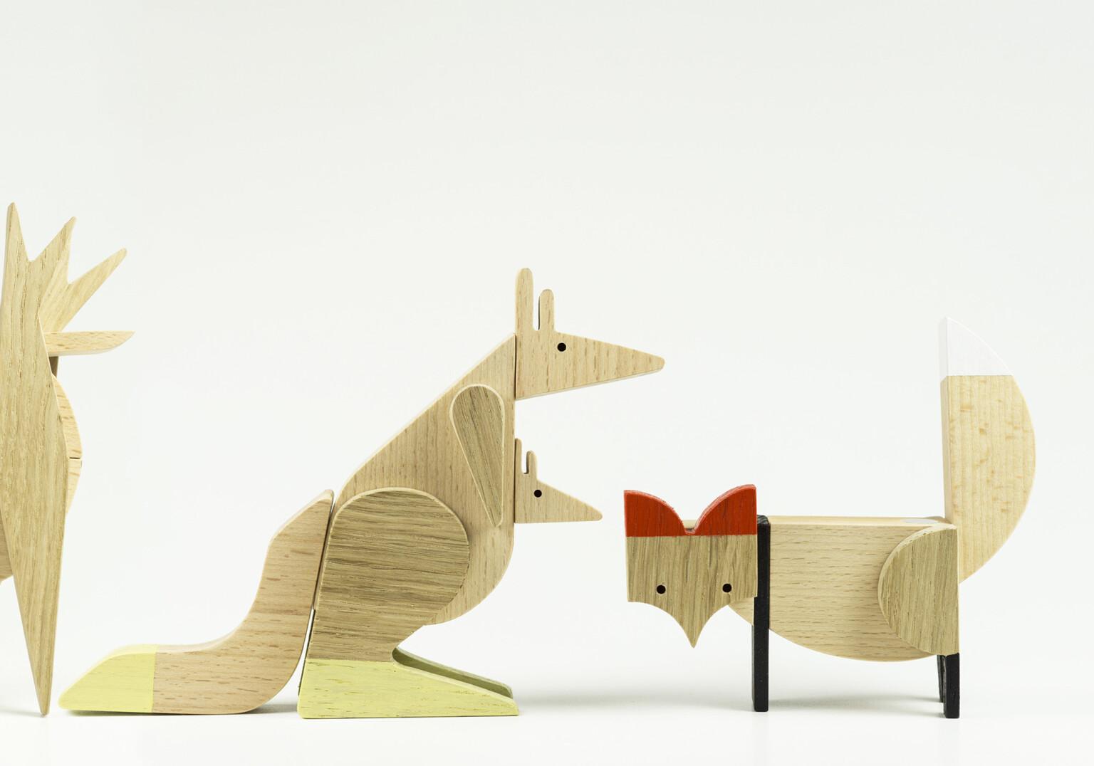 Fából dinaszaurusz– ez a játék garantáltan gyerekbarát