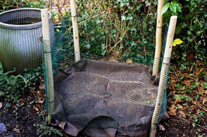 komposztálás komposzt Monty Don kert tőzeg természetvédelem szén-dioxid