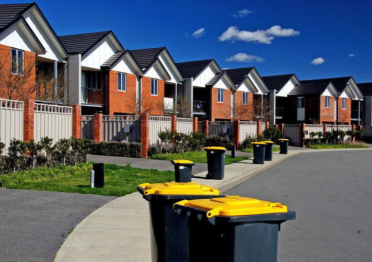 hulladék szelektív hulladék újrahasznosítás Új-Zéland