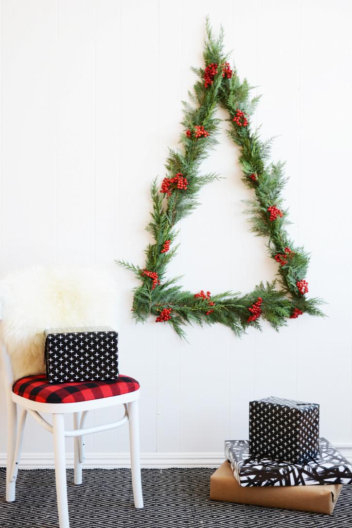 karácsony újrahasznosítás otthon