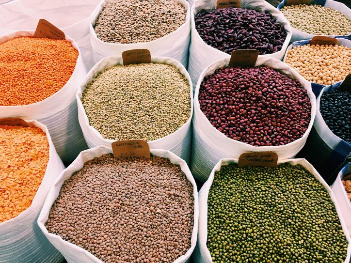 bab hüvelyes mezőgazdaság élelmiszer