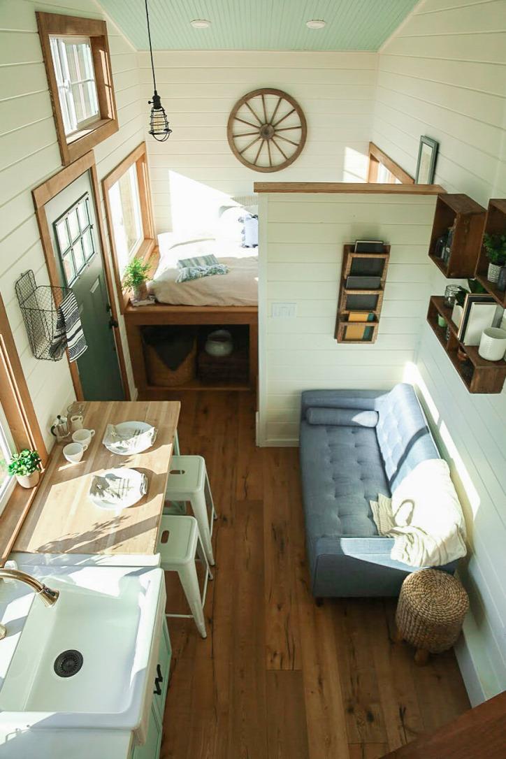 miniház tiny house otthon