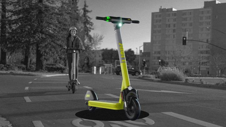 közlekedés elektromos roller mikromobilitás városi életmód városi közlekedés