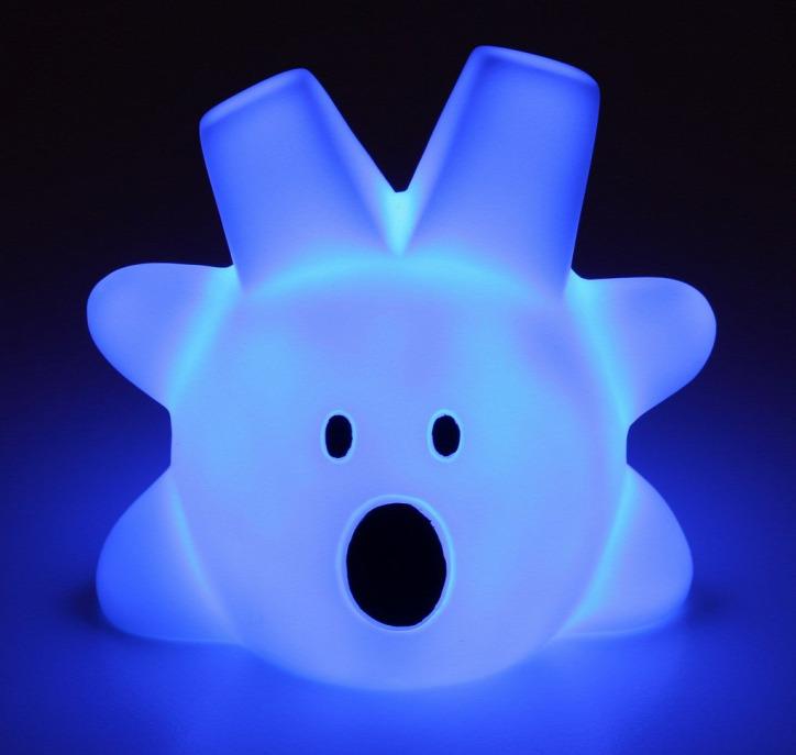 LED-világítás kék LED otthon gyerek egészség világítás