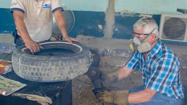 szúnyogok újrahasznosítás zika vírus használt autógumi újrhasznosítás