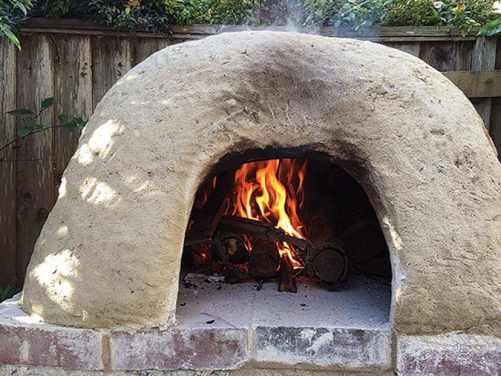 újrahasznosítás kemence pizzasütő grillkemence
