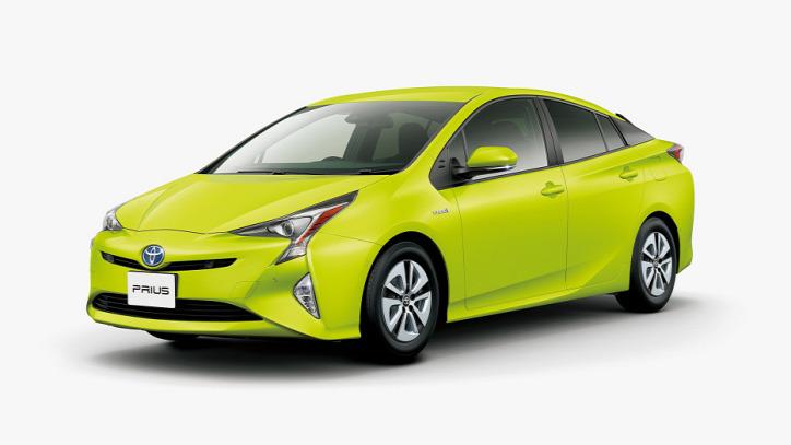 Toyota karosszéria festés szén-dioxid kibocsátás